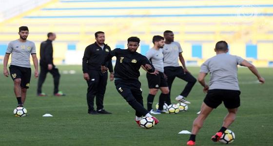 بالصور.. النصر يواصل تدريباته على ملعب الأمير عبد الرحمن بن مسعود