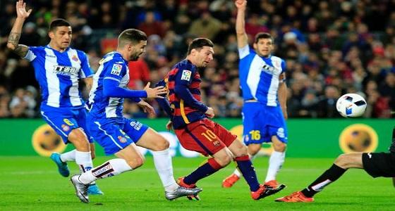 برشلونة يتطلع لتخطي عقبة إسبانيول