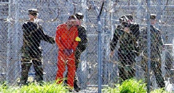 """البنتاجون : نقل معتقل سعودي في """" جوانتانامو """" إلى المملكة"""