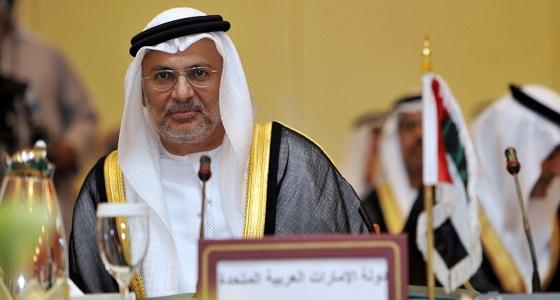 قرقاش: مبادرة الكويت لإعادة إعمار العراق رائدة