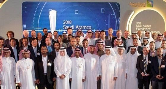 71 موظفًا وفرق عمل يحصدون جوائز التميز بأرامكو