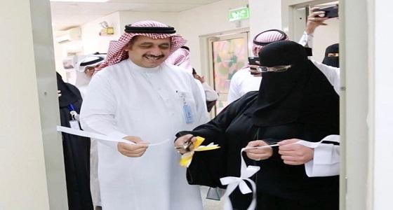 """"""" سعود الطبية """" تدشن عيادة متخصصة للحوامل بمركز صحي الشفاء"""