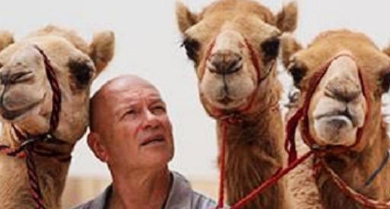 أسترالي ينافس البدو في طابة الآبل على مدار 30 عاما