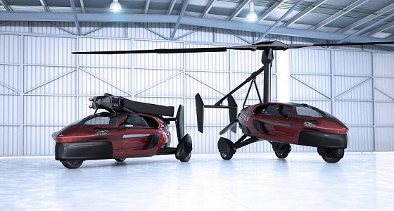 بالفيديو والصور.. أول سيارة طائرة في العالم
