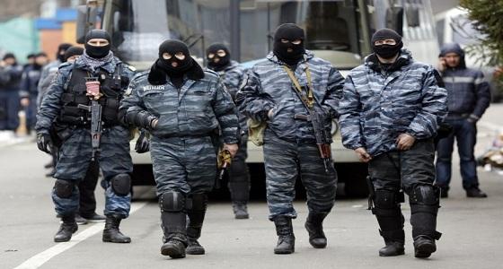 الأمن الفيدرالي الروسي يلقي القبض على 4 عناصر من داعش