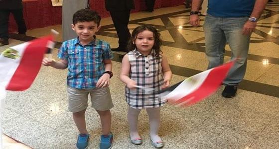 لليوم الثاني من الانتخابات الرئاسية.. إقبال كثيف من المصريين على قنصلية جدة