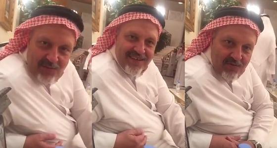 """بالفيديو.. آخر أبناء أسرة """" آل الشيخ """" في مصر يحصل على الجنسية السعودية"""