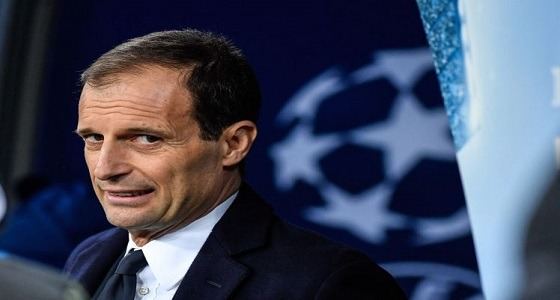 مدرب يوفنتوس قلق من مواجهة برشلونة في دوري الأبطال