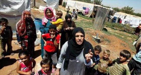 """"""" شؤون اللاجئين """" و """" اليونيسف """" تدعوان لمزيد من الإجراءات لدعم النازحات السوريات"""