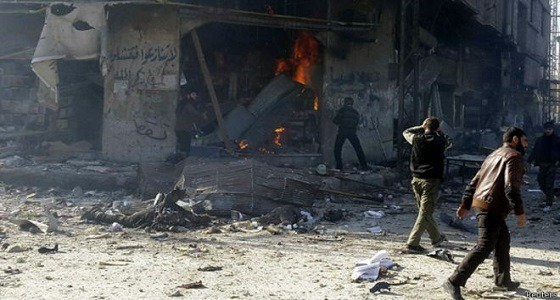 في ساعات.. الجيش يقسم الغوطة لـ3 مناطق والمعارضة تنفي مفاوضاتها مع روسيا