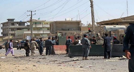 مصرع 6 أفراد من رجال الشرطة إثر هجوم انتحاري بأفغانستان