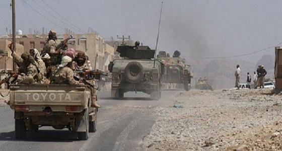 الجيش اليمني يسيطر على مواقع عسكرية تابعة للحوثيين بتعز