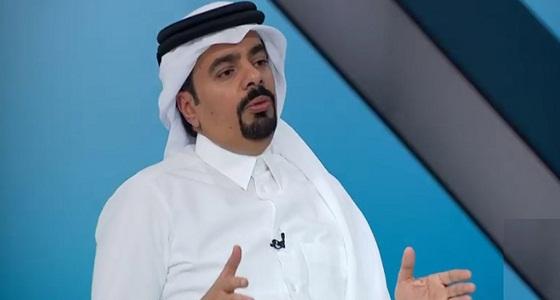 """بعد الصورة الهزيله لممثل قطر.. عبدالله """" الكذبة """" يواصل تظليله للقطريين"""