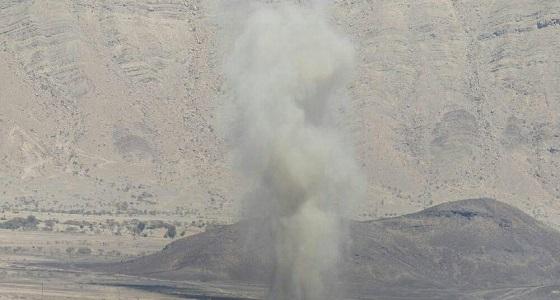 مقتل 12 عنصرًا من المليشيا الحوثية الإيرانية في مأرب