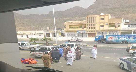 بالفيديو والصور.. تفاصيل تنفيذ حادث المجاردة الإرهابي