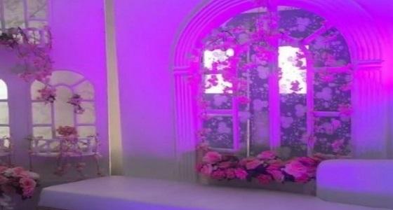 بالفيديو.. مدرسة ثانوية تقيم حفل زفاف لطالبة برماوية يتيمة بمكة