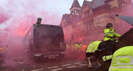 """الاتحاد الأوروبي لكرة القدم يفتح التحقيق في حادثة """" حافلة السيتي """""""