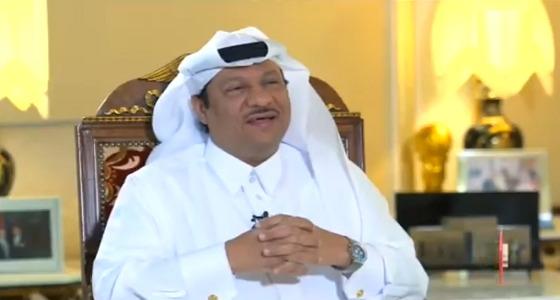 بالفيديو..إبراهيم الجابر يكشف سبب إيقافه عن التعليق قبل 30 عاما