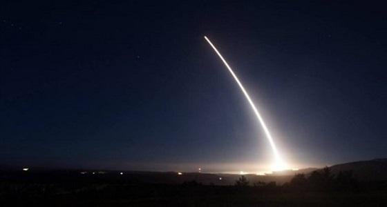أعتراض صاروخين حوثيين أُطلقا باتجاه جازان