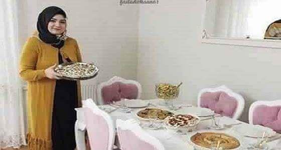 بالصور.. تركية تبهر المتابعين بإعداد وجبات السحور والإفطار