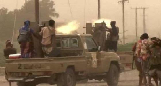 بالفيديو.. الجيش اليمني يعلن السيطرة على مطار الحديدة