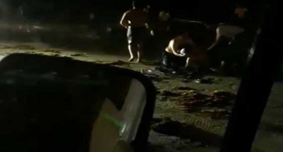 غرق شاب في بحر الشقيق والعثور على أخر في حالة حرجة