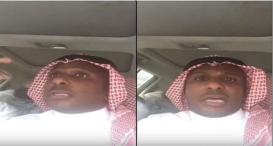 بالفيديو.. مشجع هلالي يسيئ ويسخر من نادي النصر أثناء مروره من أمام متجره بالرياض