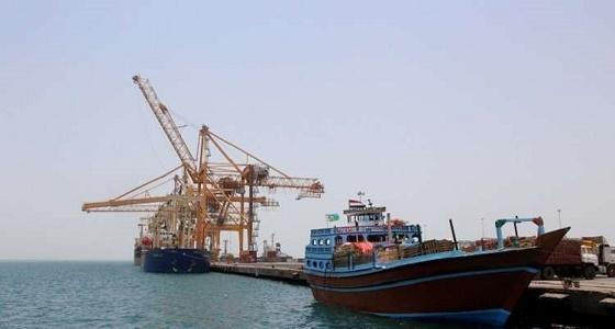 التحالف : إصدار 5 تصاريح لسفن متوجهة للموانئ اليمنية بعد تعطيلها 25يومًا