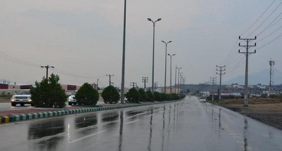 3 مناطق على موعد مع الأمطار مصحوبة بزخات البرد