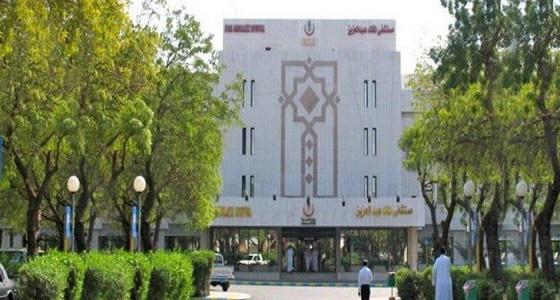 """"""" مراجعة """" تعترف بضرب طبيبة بمستشفى الملك عبدالعزيز بجدة"""