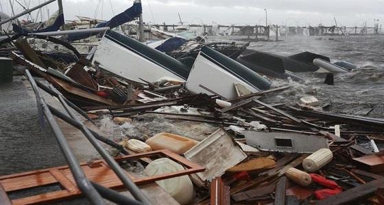 """ارتفاع حصيلة ضحايا إعصار """" مايكل """" إلى 13 قتيلا"""