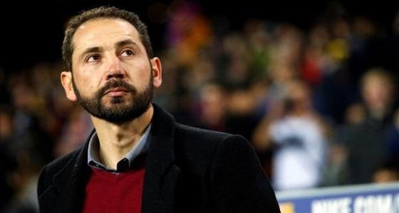 """"""" ماتشين """" يكشف عن اسم اللاعب الذي أنقذ برشلونة خلال لقائه مع إشبيلية"""
