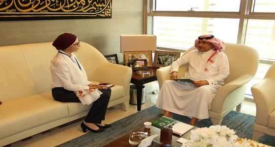 السفير السعودي بالأردن: ننظر إلى دور روسيا كعامل سلام في المنطقة