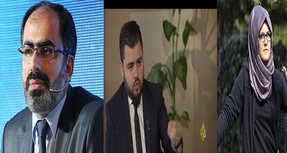أبرز الأشخاص الذين تهافتوا على وسائل الإعلام لتضخيم أزمة اختفاء خاشقجي