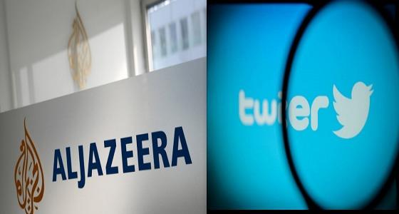 بعد ساعات من تدشين حملة إغلاق قناة الفتنة.. حساب الجزيرة ينهار أمام أرقام الحظر
