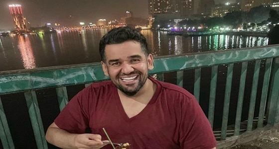 حسين الجسمي على كورنيش النيل بمصر: عمرك ما تحس هنا بغربة