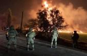 مقتل 20 شخصا وإصابة 54 آخرين بانفجار في خط أنابيب بوسط المكسيك