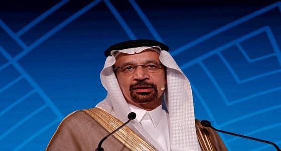 الفالح يتحدث عن توسعات أرامكوفي إمدادات الغاز المحلية