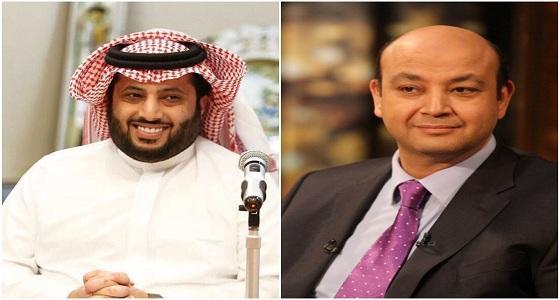فيديو لتركي آل الشيخ وعمرو أديب يكشف سياسة العربي الجديد في تزييف الحقائق