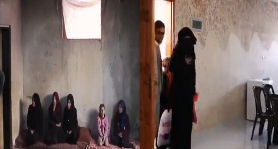 بالفيديو.. مواطنة تنقذ أسرة فلسطينية وتتبرع لها بمنزل