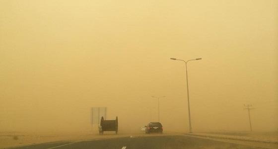 تنبيه.. غبار وأتربة في مكة المكرمة