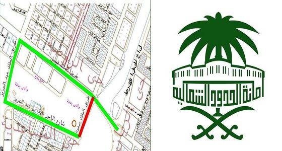 إغلاق جسر الملك سعود بعرعر لمدة 10 أيام