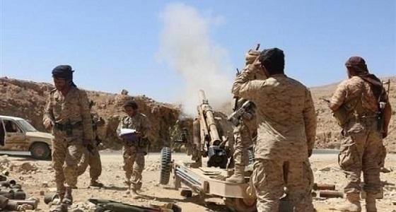 مصرع 8 عناصر من مليشيا الحوثي بنيران المقاومة الشعبية في محافظة البيضاء اليمنية