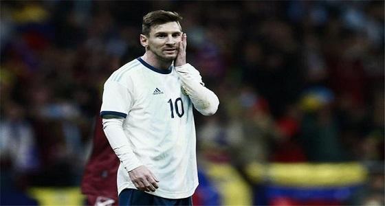 """رسميًا.. ميسي لن يلعب أمام منتخب المغرب ويعود إلى برشلونة """" مصابًا """""""