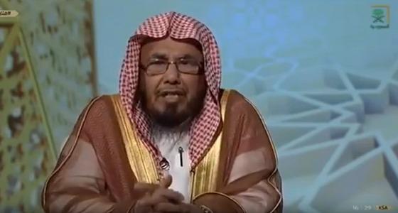 """بالفيديو.. """" المطلق """": لا تجوز متابعة المسلسلات الهابطة في """" رمضان """""""