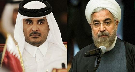 قطر تحت أقدام إيران من جديد.. تفعيل خط ملاحي بين الدوحة وطهران