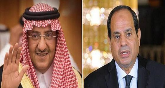 محاكمة 299 متهما لمحاولتهم اغتيال السيسي والأمير محمد بن نايف