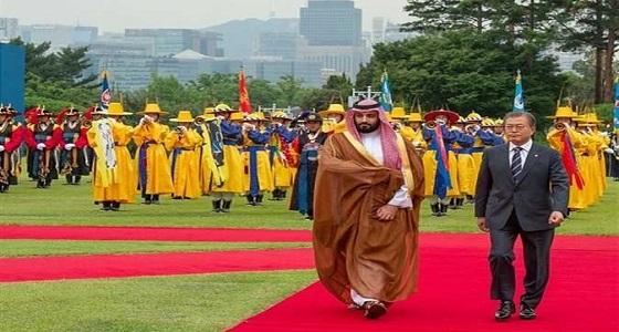 أسباب انتهاز كوريا الجنوبية زيارة سمو ولي العهد لتوقيع كل هذه الصفقات