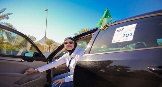 بالصور.. إطلاق أول نادي نسائي للسيارات بالمملكة احتفاءً بمرور عام على قيادة المرأة