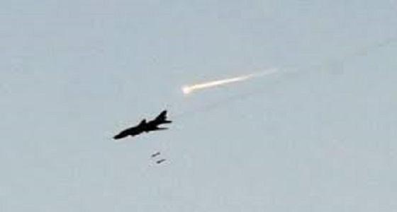 طائرات النظام السوري تنفذ 4 غارات جوية بريف اللاذقية الشمالي